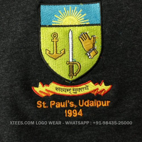 Alumni reunion Logo Embroidery