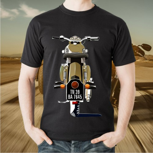 Royal Enfield T-Shirts & Hoodies