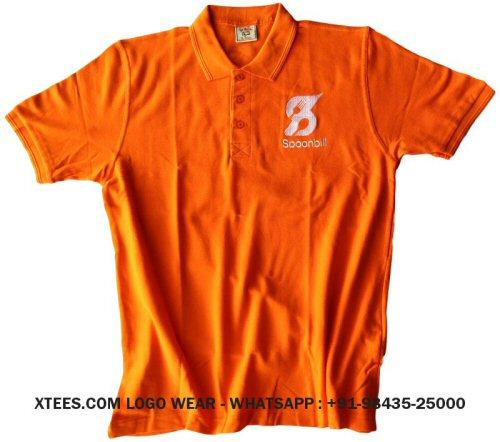Collar polo t-shirts