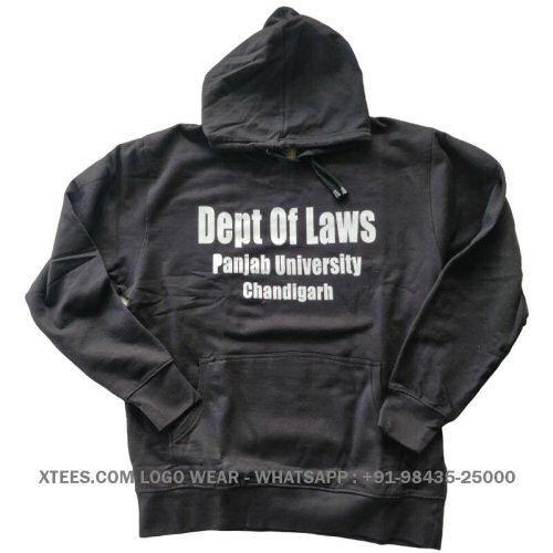 Custom logo printed hoodies