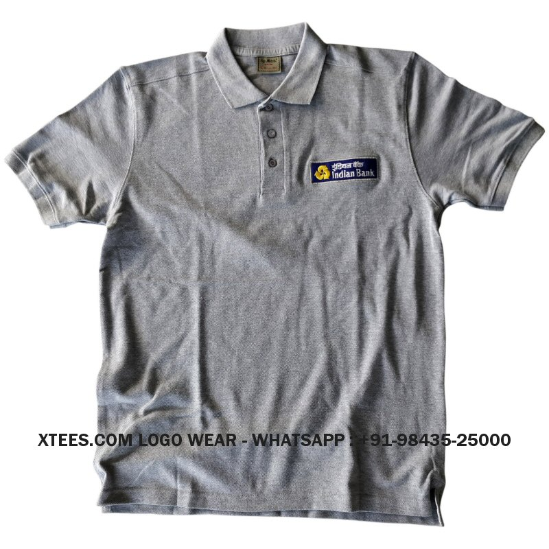 Logo Embroidery T-Shirts