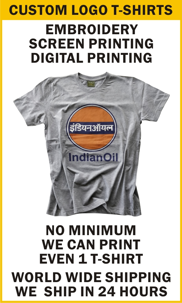 T-Shirts with Slogan, Quotes & Custom Text | India's Best Collection