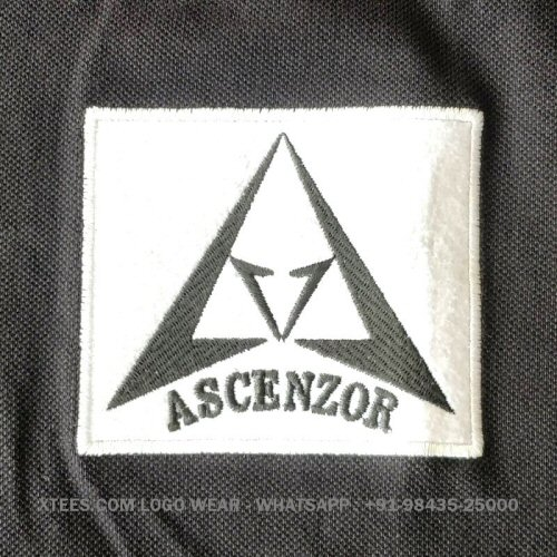Patch embroidery