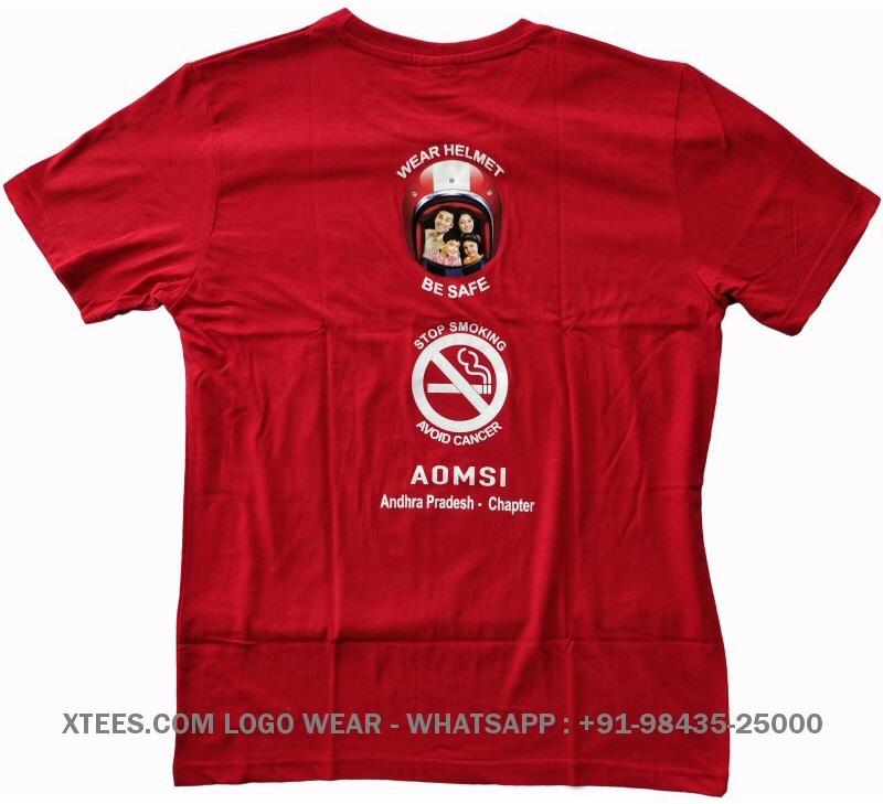 Sticker press t-shirts