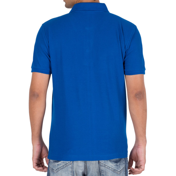Royal Blue Collar Shirt Our T Shirt
