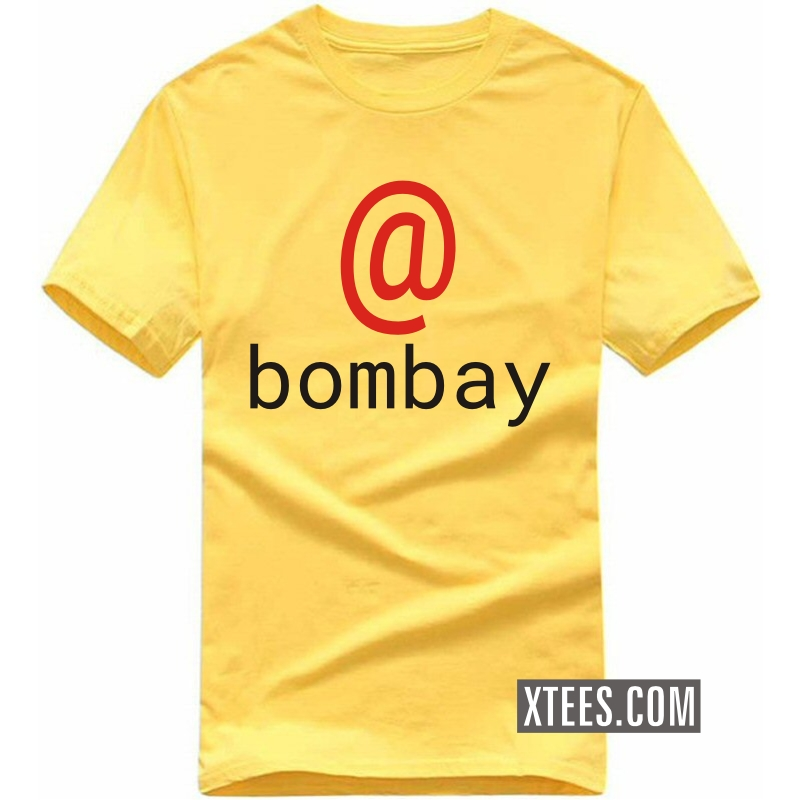 @ At Bombay T Shirt image