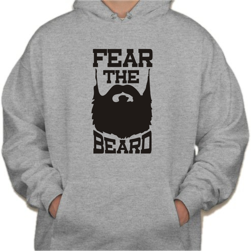 Fear The Beard Sweat Shirt image