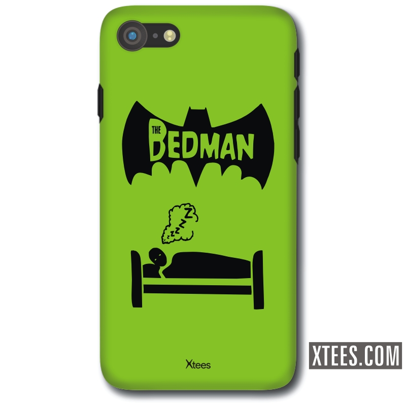 The Bedman Slogan Mobile Case image