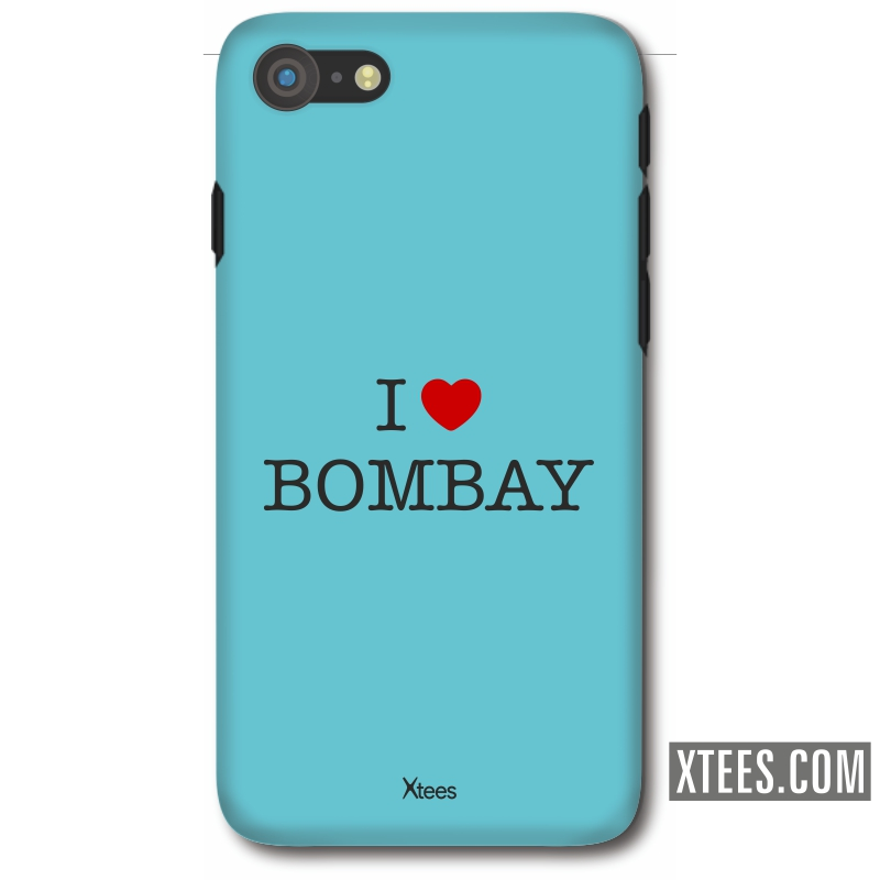 I Love Bombay Mobile Case image
