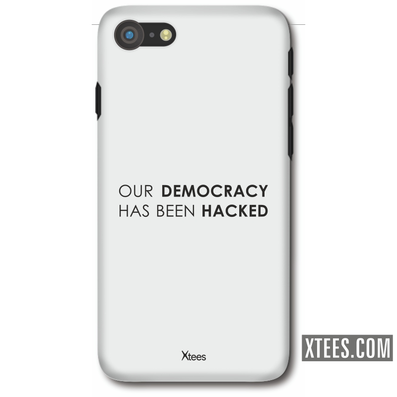 Our Democracy Has Been Hijacked Mobile Case image