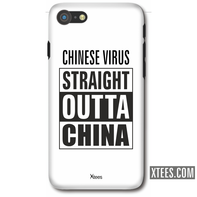 Chinese Virus Straight Outta China Mobile Case image