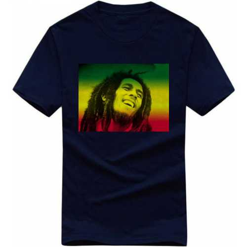 67d877d2f9c8 Buy Bob Marley Symbol Slogan T-shirts T-Shirts for Men Online ...