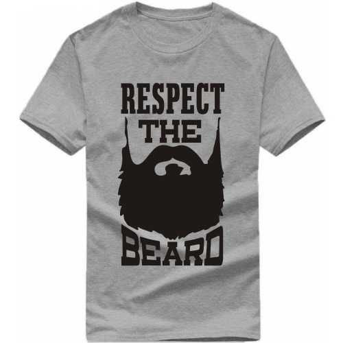 4257406c Beard Slogan & Graphic T-Shirts | India's Best Collection | Xtees.com