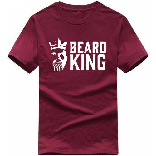 Beard King T Shirt image