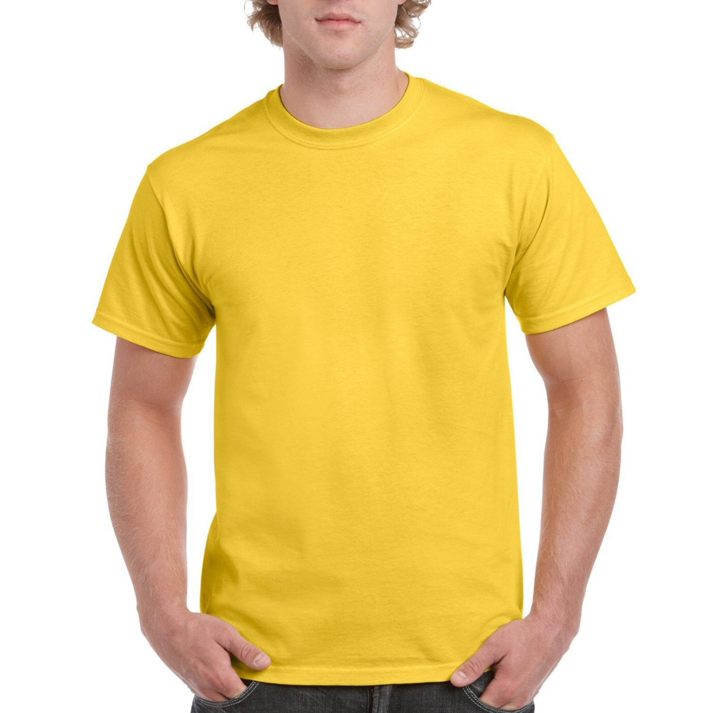 e171af05898435 Buy Plain Round Neck T-Shirts online at low prices | Xtees
